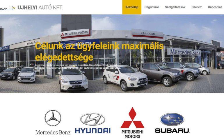 Autó kereskedés - Ujhelyi Autó